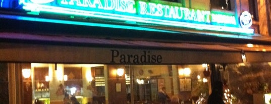 Paradise Restaurant is one of Lugares favoritos de Yakup.