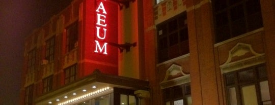 Athenaeum Theatre is one of Places To Go To In Chicago.