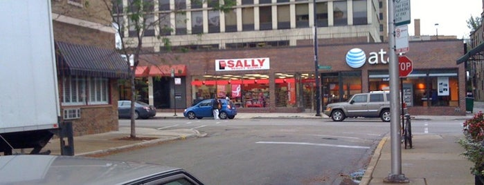 Sally Beauty Supply is one of สถานที่ที่ Ninah ถูกใจ.