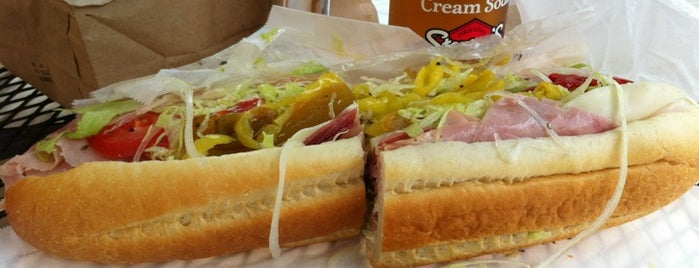 Koch's Deli is one of Philly Phoodies.