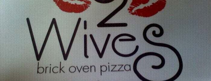 2Wives Brick Oven Pizza is one of Spots you should check out in New London!.