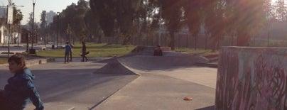 Skatepark Parque O'Higgins is one of [S]antiago.