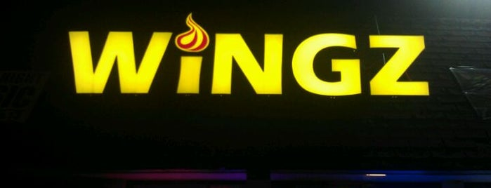 Wingz is one of Elmhurst.