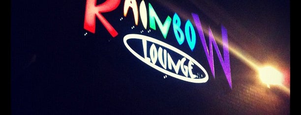 Rainbow Lounge is one of Gay Places.