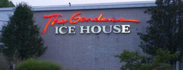 The Gardens Ice House is one of Top picks for Skating Rinks.