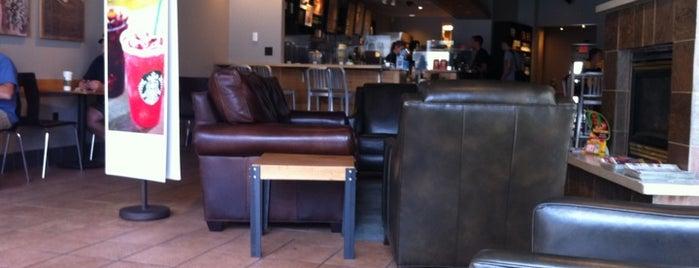 Starbucks is one of Milwaukee's Best Coffee - 2012.