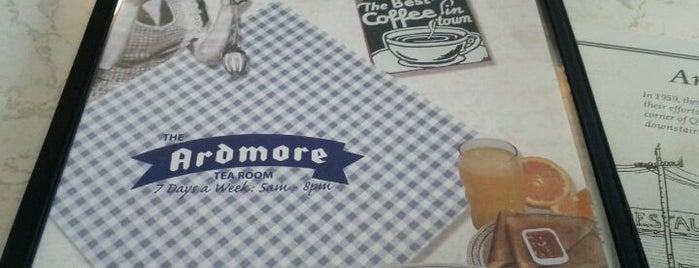 Ardmore Tea Room is one of Lugares favoritos de Sarah.