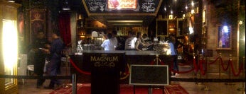 The New Magnum Café is one of JAKARTA Caffeine Infusion.
