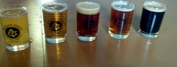 Ballast Point Brewing & Spirits is one of Best US Breweries--Brewery Bucket List.