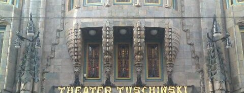 Pathé Tuschinski is one of Amsterdam, best of..