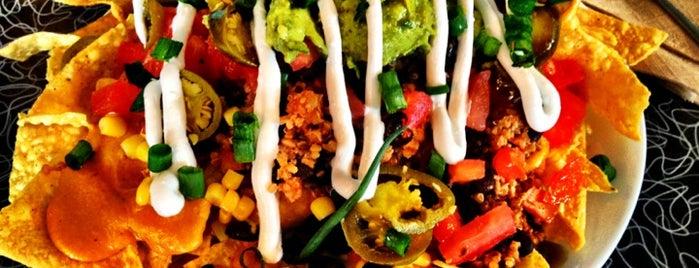 Spiral Diner & Bakery is one of Gr8 Vegan Veggie Spots in DFW.
