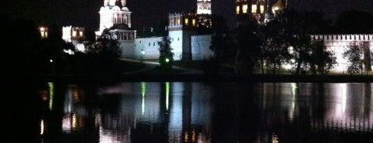 Новодевичья набережная is one of Moskova 1.
