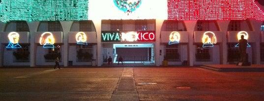 H. Ayuntamiento de Benito Juárez is one of Cancun Downtown.