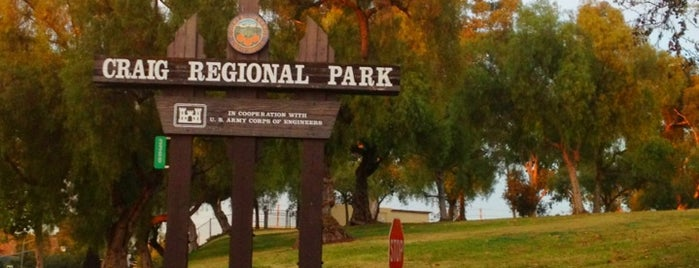 Craig Regional Park is one of Orange County Weekly Best Of.