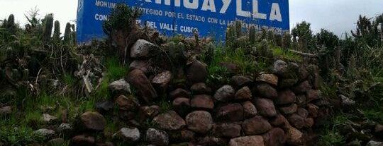 Zona Arqueológica Surihuaylla is one of Perú 02.