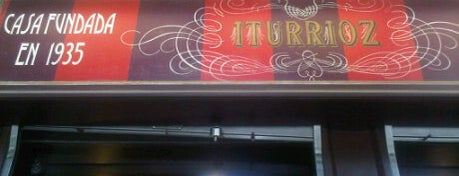 Iturrioz is one of Los mejores pintxos de Donosti.