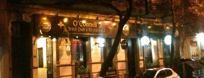 O'Connell's Irish Pub & Restaurante is one of fungitron.