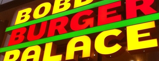 Bobby's Burger Palace is one of crash course: dc.