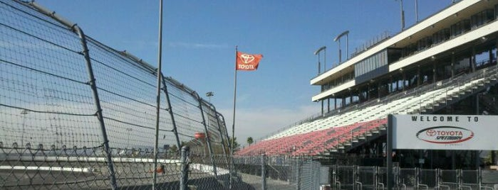 Irwindale Event Center is one of California.