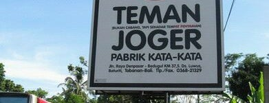 Joger is one of DENPASAR - BALI.