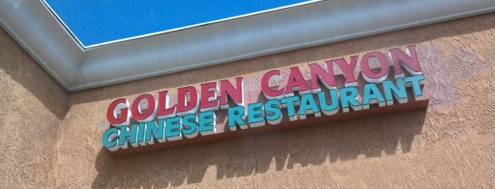 Golden Canyon Oriental is one of wanna try.
