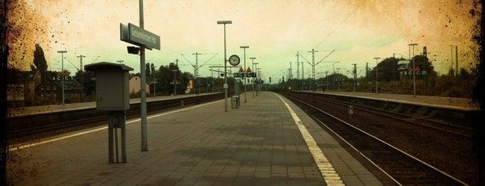 Gelsenkirchen Hauptbahnhof is one of Bahnhöfe besucht !.