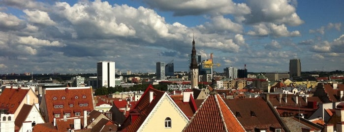 Kohtuotsa Vaateplatvorm is one of Tallinn, #Estonia.