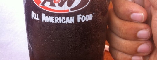 A&W Restaurant is one of Evan[Bu] Des Moines Hot Spots!.