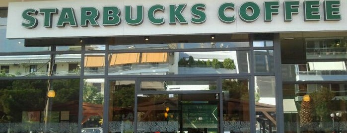 Starbucks is one of Athens.
