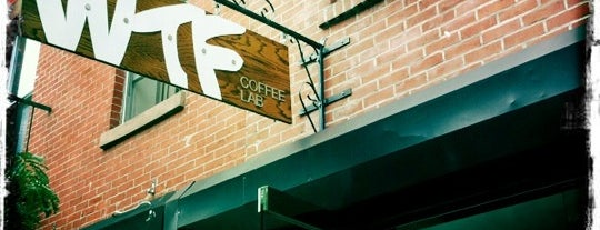WTF Coffee Lab is one of Coffee in NYC.