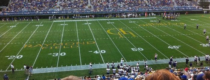 Delaware Stadium is one of Stadium Tour.