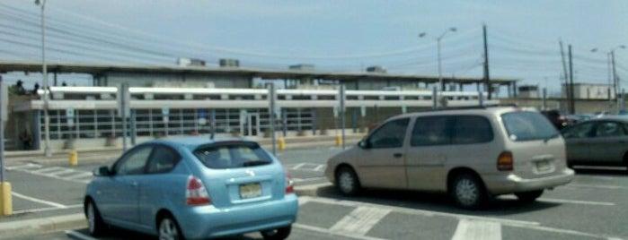 New Jersey Transit Train Stations