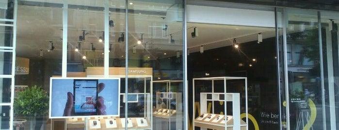 Telenet SmartSpot is one of Antwerpen centrum winkels.