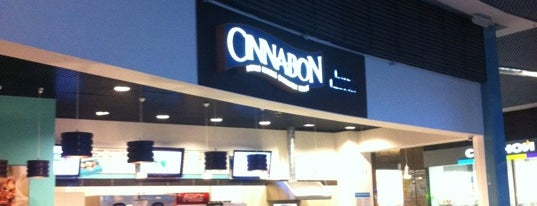 Cinnabon is one of Тут прекрасно.