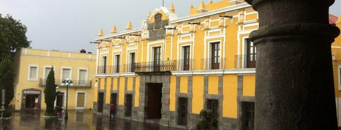 Teatro Principal is one of Para el desestrés en Puebla.