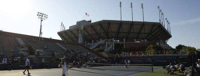 Court 11 - USTA Billie Jean King National Tennis Center is one of US Open Courts.