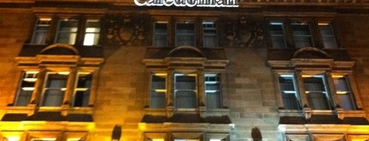 Waldorf Astoria Edinburgh - The Caledonian is one of M world.