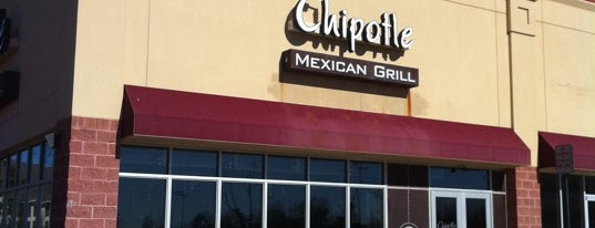 Chipotle Mexican Grill is one of Posti salvati di Anusha.