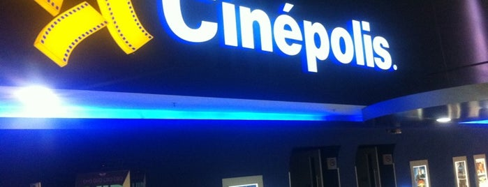 Cinépolis is one of Califórnia Brasileira(Hot Stuff).