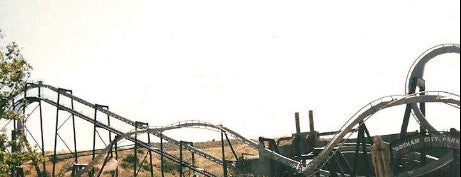 Six Flags Magic Mountain is one of My FAV Hot Spots.