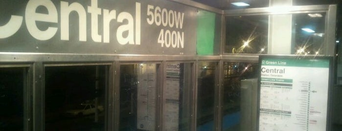 CTA - Central is one of Mayor.