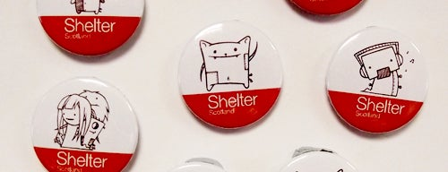 Shelter is one of United Kingdom.