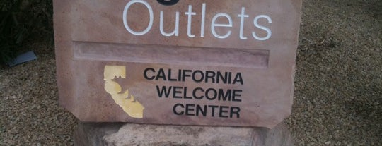 California Welcome Center @ Tanger Outlets is one of Lieux qui ont plu à Naye.