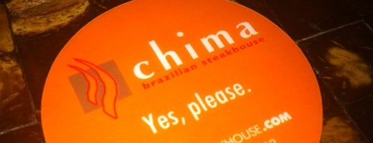 Chima Brazilian Steakhouse is one of Lugares guardados de Anca.