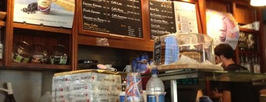 Caffè Nero is one of Pelin 님이 좋아한 장소.