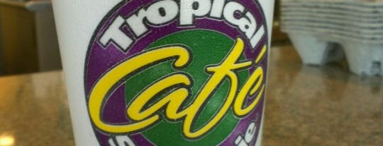Tropical Smoothie Cafe is one of Orte, die Ashley gefallen.