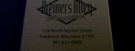 Brewer's Alley is one of Best Breweries in the World.