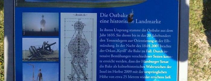 Ostbake auf Neuwerk is one of Gespeicherte Orte von SPANESS.