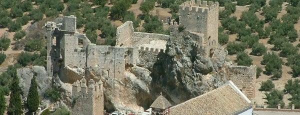 Castillo de Zuheros is one of Que visitar en la provincia de cordoba.