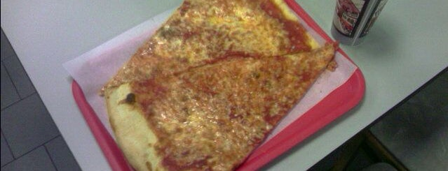Gina's Pizzeria is one of Where to Eat.